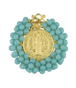 San Benito Medal XL