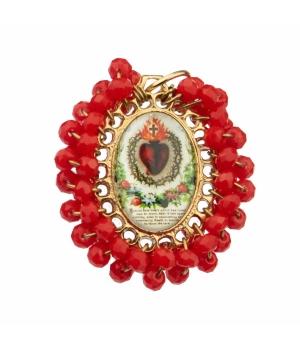 Medalla colección religiosa