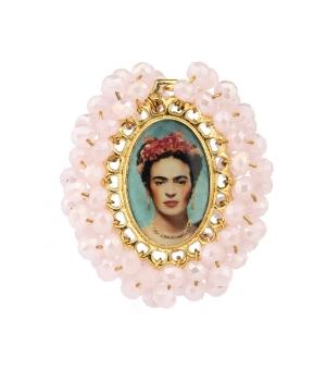 Medalla colección Frida Kahlo