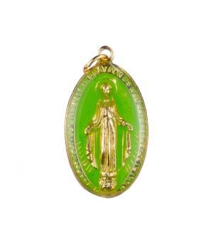 Miraculous Virgin Medal