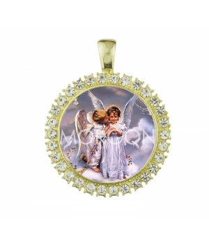 Medalla modelo Ángeles