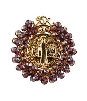 Medalla San Benito XL